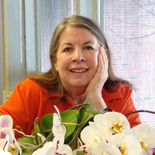 Image of Mary Leach