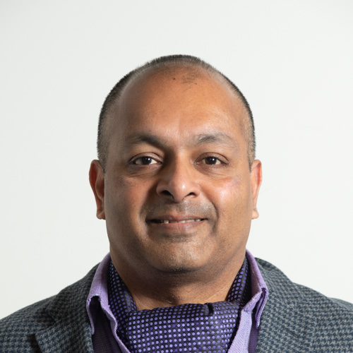 Image of Dr. Ram Mohan